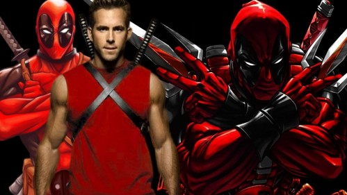Ryan Reynolds Deadpool Movie Wallpaper Ryan Reynolds