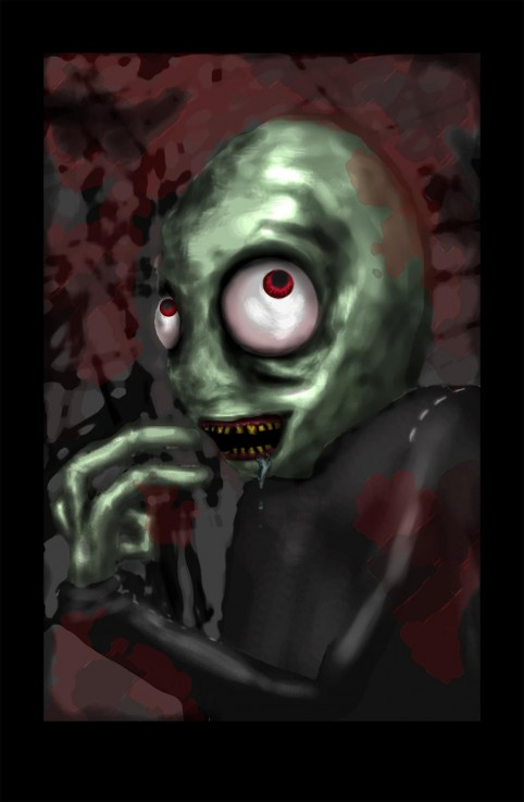 Salad Fingers By Patra Gif