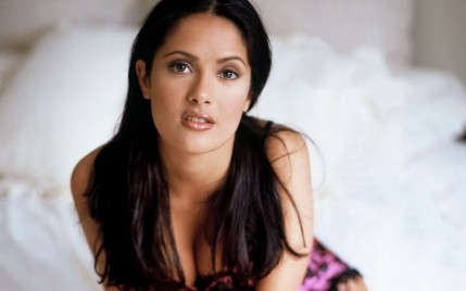 Adorable Salma Hayek Desktop Background Salma Hayek
