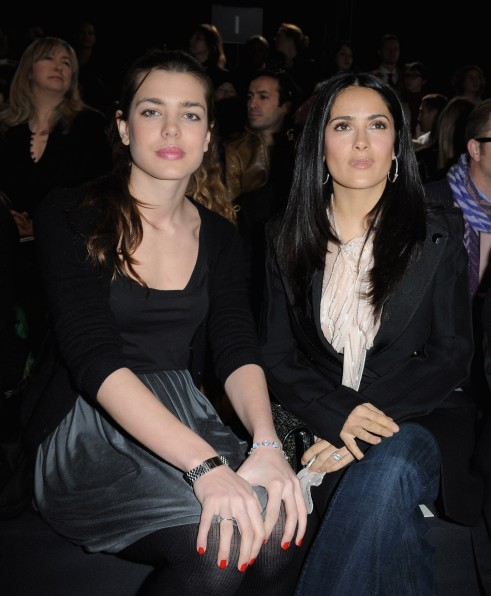 Salmahayek Stella Mccartney Pfw Aw Vettrinet Fashion