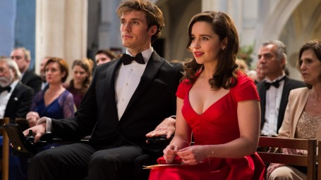 Me Before You Sam Claflin Emilia Clarke Sam Claflin