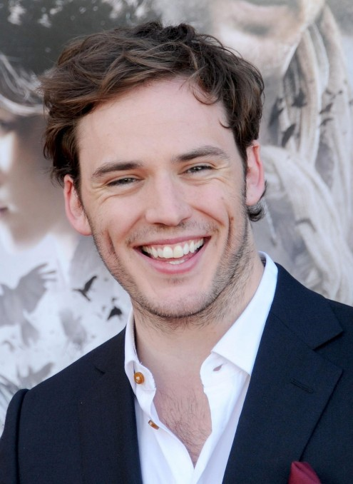 Sam Claflin At Event Of Snow White And The Huntsman Large Picture Sam Claflin