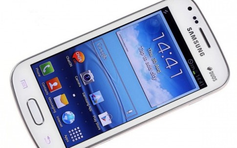 Samsung Galaxy Duos Hd Picture Widescreen Wallpaper Ff Dc Samsung Phone Live Wallpapers