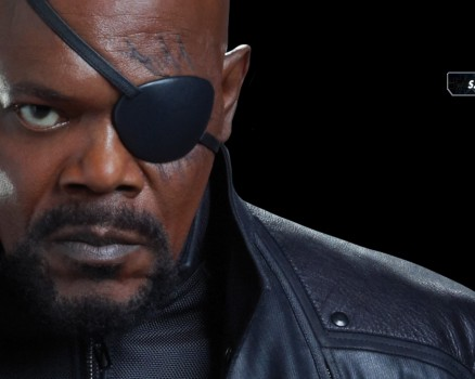 Samuel Jackson Nick Fury Feature Samuel Jackson