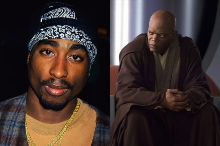Tupac Shakur Splash News Revenge Of The Sith Samuel Jackson Industrial Light Magic Th Century Fox Everett Samuel Jackson