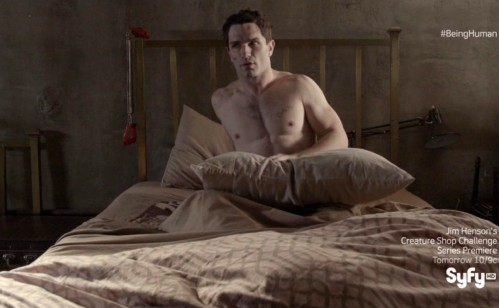 Sam Witwer In Being Human Episode Sam Witwer