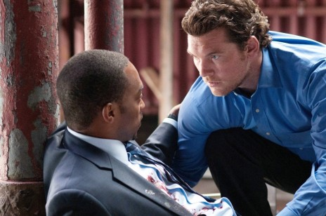 Anthony Mackie And Sam Worthington Stars As Nick Cassidy In Man On Ledge Sam Worthington
