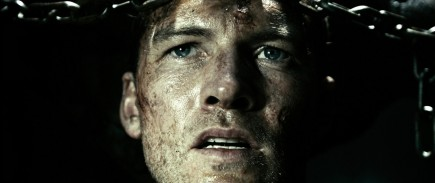 Terminator Salvation Promotional Stills Sam Worthington Sam Worthington