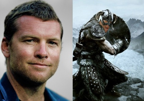 What Would The Cast Look Like If There Was Skyrim Movie Sam Worthington
