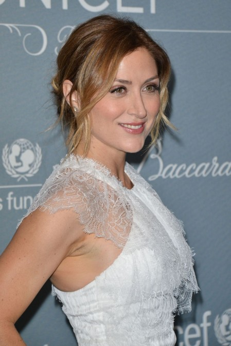 Sasha Alexander At Unicef Ball Presented By Baccarat At Regent Beverly Wilshire Hotel Sasha Alexander