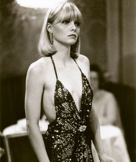 Michelle Pfeiffer In Scarface Scarface