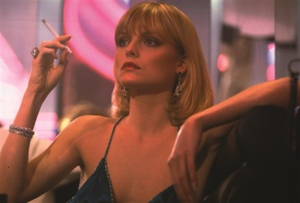 Still Of Michelle Pfeiffer In Scarface Scarface