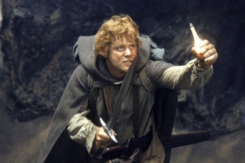 Still Of Sean Astin In The Lord Of The Rings The Return Of The King Large Picture Lord Of The Rings