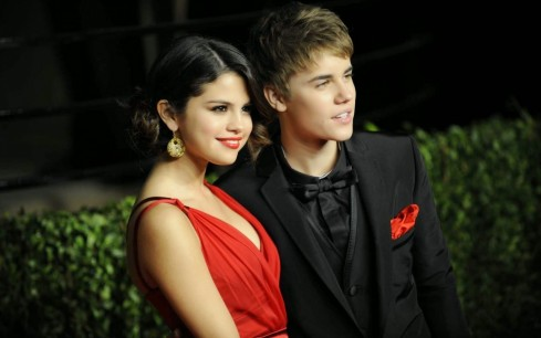 Selena Gomez And Justin Bieber And Justin Bieber