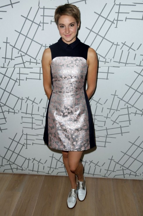 Shailene Woodley Attends The Fault In Our Stars Buzzfeed Private Screening Shailene Woodley