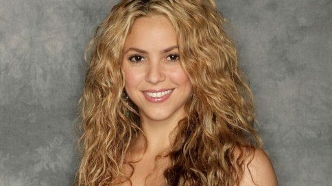 Shakira Desktop Smile Wallpapers
