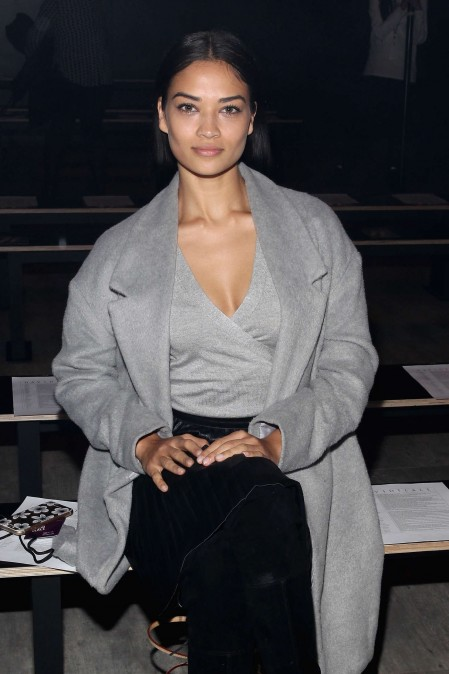 Shanina Shaik David Tlale Fashion Show In Nyc Fashion