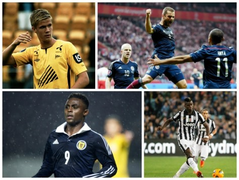 Kristoffer Ajer Shaun Maloney Islam Feruz And Paul Pogba Are All In The Headlines Today Sport