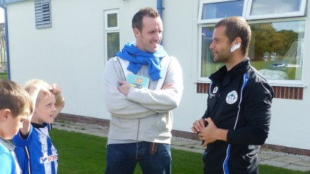 Shaun Maloney And Cheshire Wealth Partnership Shaun Maloney