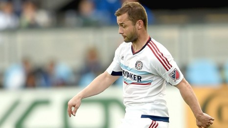 Soccer Chicago Fire Shaun Maloney Pi Jevresize High