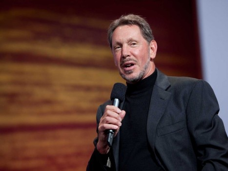 Larry Ellison Donates Million To Help End Polio In Four Years And Gets Shout Out From Bill Gates Shout