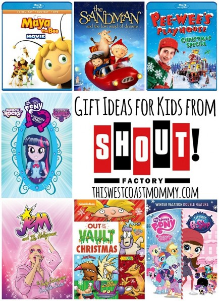 Movie Gift Ideas From Shout Factory Shout