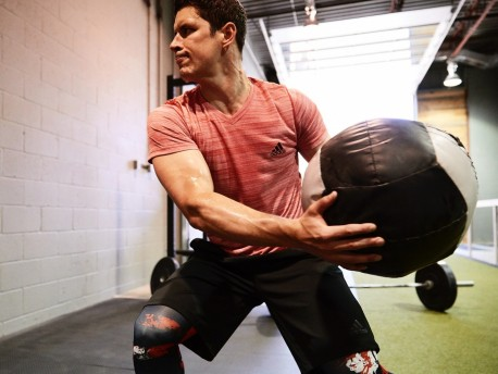 Sidney Crosby Pittsburgh Penguins Workout Sidney Crosby