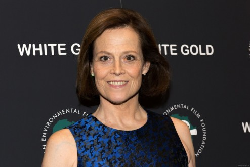 Sigourney Weaver Full Resolution Photo