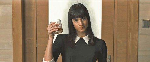 Sofia Boutella In Kingsman The Secret Service Kingsman