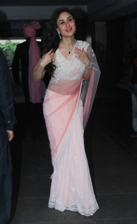 Kareena Kapoor At Soha Ali Khan Wedding Soha Ali Khan