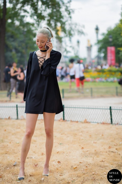 Soo Joo Park By Styledumonde Street Style Fashion Photography Mg Soo Joo