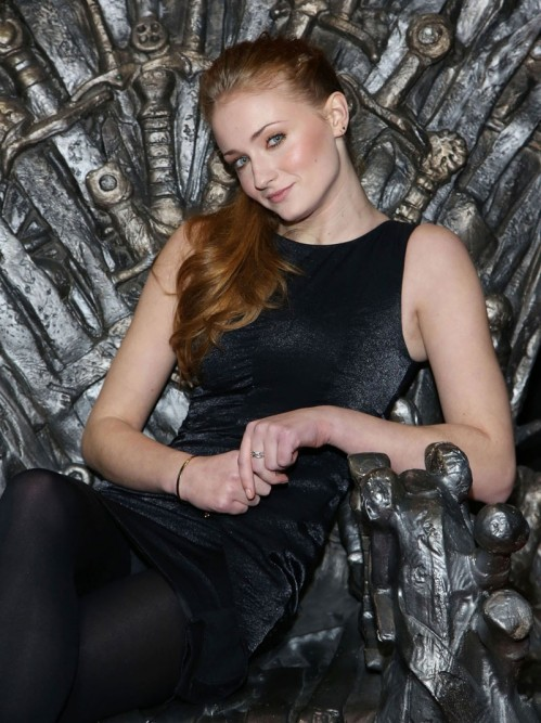 Sophie Turner The Throne Sophie Turner