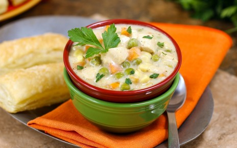 Chicken Pot Pie Soup Parade Soup