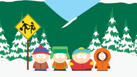 Featured South Park