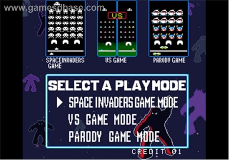 Space Invaders Dx Taito Fb Ceee Image