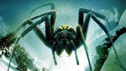 Giant Spiders Wallpaper Spiders