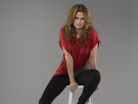 Stana Katic Photoshoot Wallpaper Stana Katic