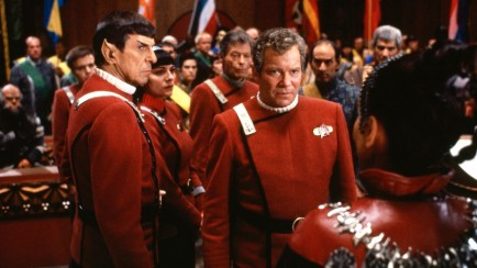 The Top Star Trek Movie From The Wrath Of Khan To The Search For Spock Star Trek
