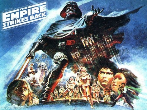 Star Wars Empire Strikes Back Movies