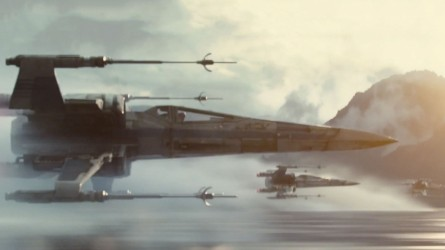 Xwings The Force Awakens