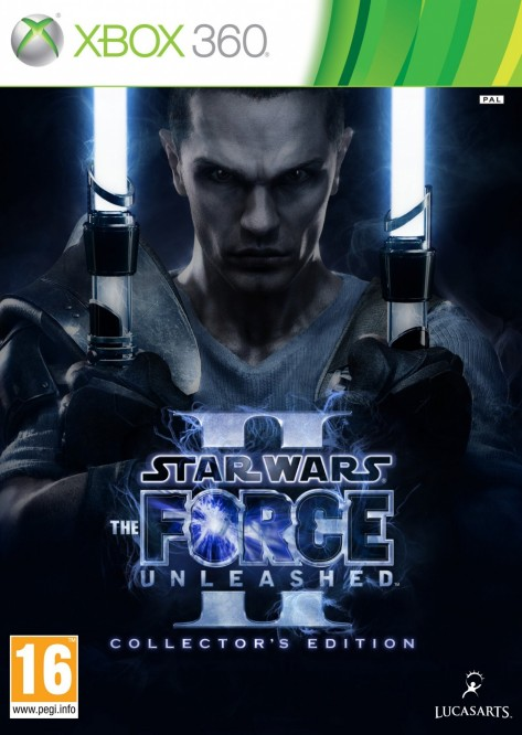 Front Star Wars The Force Unleashed