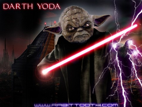 Darth Yoda Star Wars