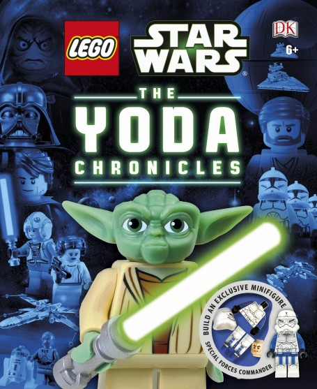 Star Wars Yoda Stories Full Picture