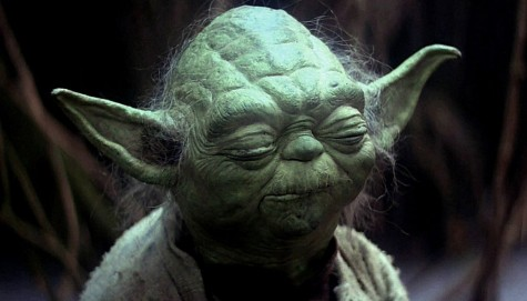 Yoda Eyes Closed Much Pain There Is Master Yoda Secret Star Wars Origin