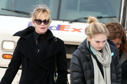 Melanie Griffith And Daughter Stella Banderas Movies