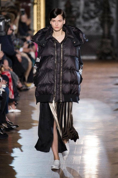 Defile Stella Mccartney Automne Hiver Paris Look Stella Mccartney