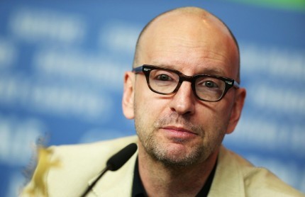 Steven Soderbergh At Event Of Side Effects Steven Soderbergh