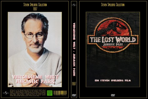 Jurassic Park Vergessene Welt Steven Spielberg Collection Cover  Jurassic Park