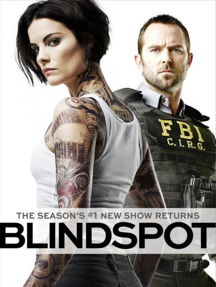Blindspot Set Visit Jaimie Alexander Sullivan Stapleton Talk Premiere On Nbc Interview Sullivan Stapleton