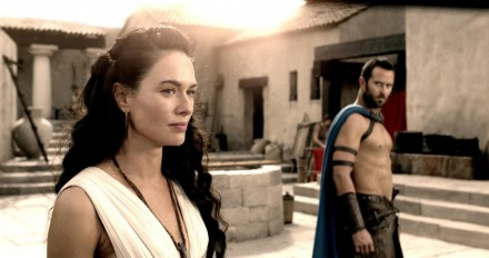 Still Of Lena Headey And Sullivan Stapleton In Rise Of An Empire